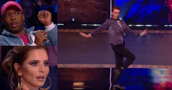 Irish dancer stuns talent show with switch-up to Beyoncé moves