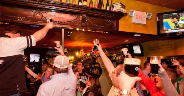 What is the best Irish pub in every US state?
