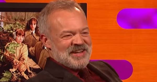 Graham Norton's novel is complete and his most personal work
