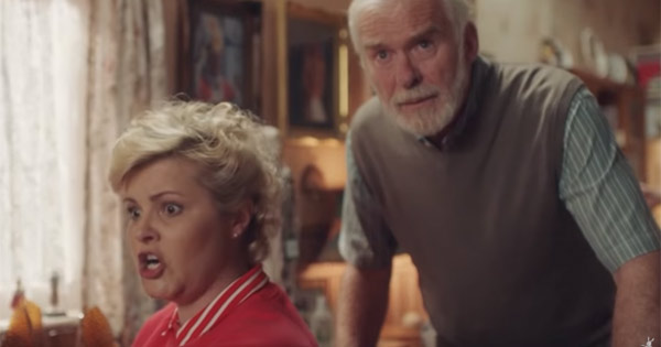 Derry Girls actress would love a spin-off series featuring the 'auld ones'