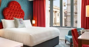Hard Rock Hotel has opened in Dublin – take a video tour
