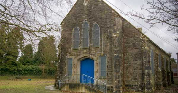Beautiful 19th century church could be turned into spacious family home