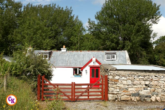 Irish cottage raffled by Covid patients
