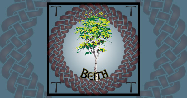 Birch tree in Celtic mythology