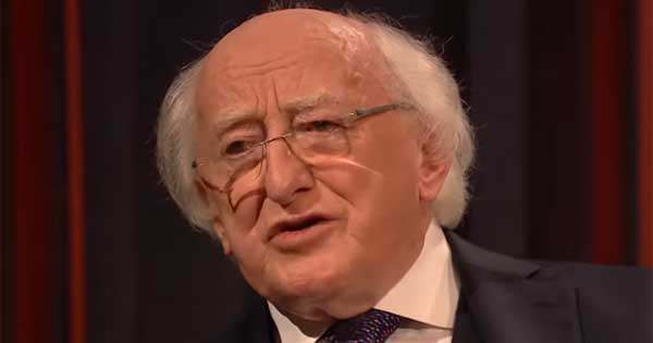 Michael D Higgins writes powerful article about British empire's lasting impact on Ireland