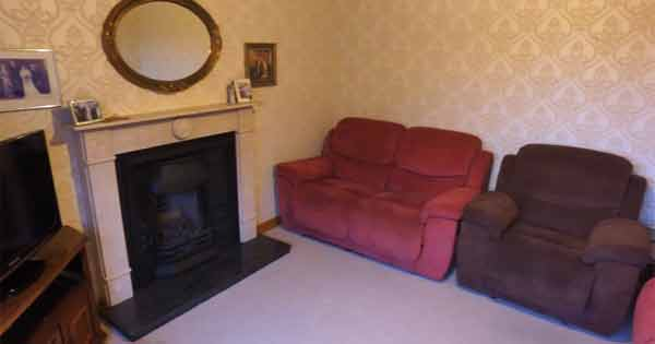 Donegal farmhouse lounge