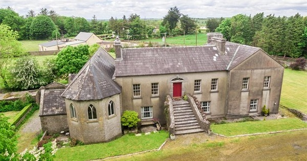 Former monastery is now a stunning half a million Euro home