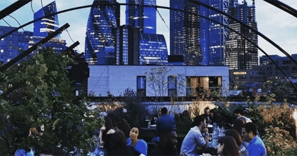 Europe's best rooftop bar isn't in Ireland, but we did make the top 50