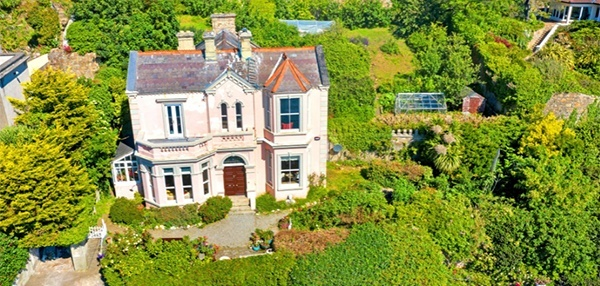 Take a look around this €3m mansion overlooking Dalkey Island