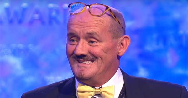 Brendan O'Carroll upset by criticism in Ireland