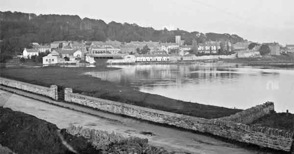 Cappoquin, Co. Waterford. Photo copyright National Library of Ireland