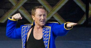 Michael Flatley. Photo copyright Beaumain CC2