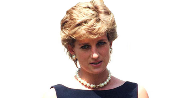 Princess Diana received supportive letters from an Irish nun