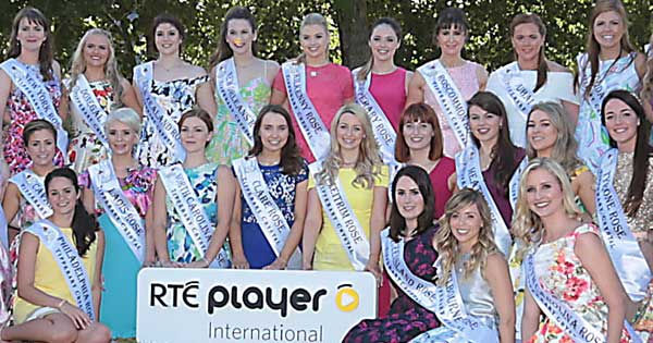 Catch the Rose of Tralee Festival Live wherever you are with RTÉ Player