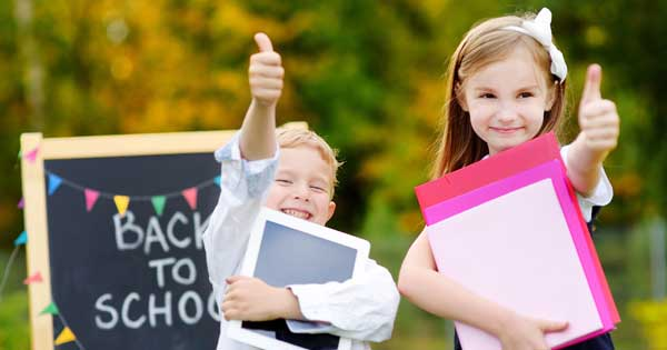 Back to School planning starts months in advance for most families