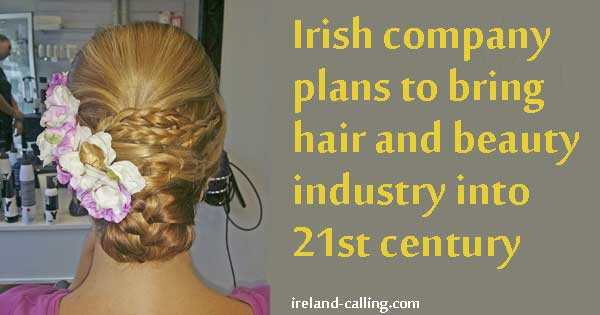 Irish company launch online hair and beauty booking service