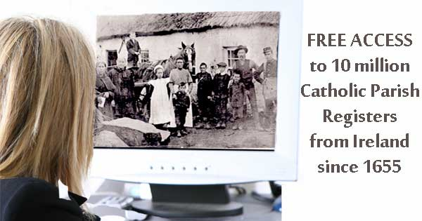 Search your family tree for free