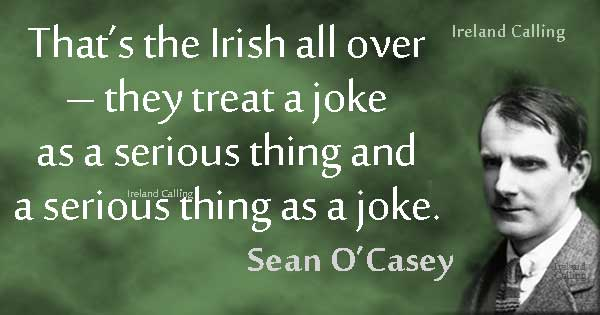 10 of the wittiest Irish quotes from history