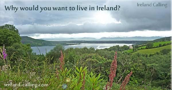 Want to live in Ireland. Image copyright Ireland Calling